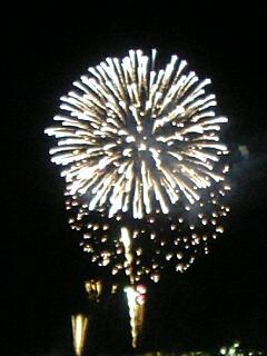 多摩川花火大会2005