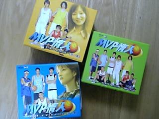 MVP情人台湾版VCD